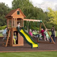 cedar swing set gorilla playset gorilla playset gorilla playsets