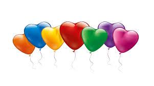 heart balloons karaloon shop 20 heart balloons