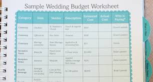wedding planning on a budget wedding planning budget worksheet worksheets for all