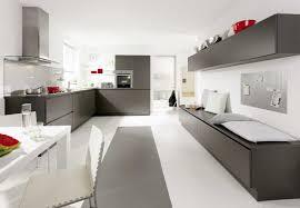 Gray Kitchen Galley Normabudden Com Grey Kitchen Modern Design Normabudden Com
