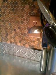 Bathroom Floor Pennies Penny Designs 25 Diy Ideas For Home Decorating With Majestic