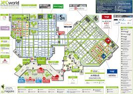 Where Is Paris In World Map by Jec World 2017 Tradeshow Floor Map Jec Group