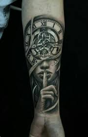 tattoos for guys forearms 20 best traditional clock tattoo for men images on pinterest