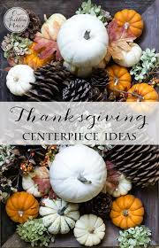 thanksgiving fall centerpiece ideas on sutton place