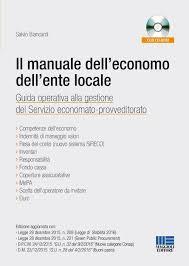 maggioli editore sede il manuale dell economo dell ente locale salvio biancardi