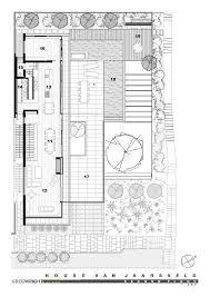 House Architecture Drawing Villa Saebin Greg Wright Architects South Africa Simbiosis News