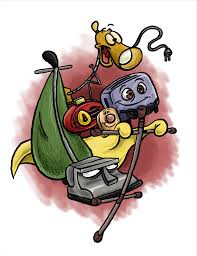 What Year Was The Brave Little Toaster Made Brave Little Toaster By Brah J On Deviantart