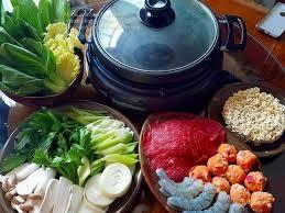cuisine en pot j bloggang com บ งบ ง sukiyaki ส ก ยาก กระทะร อนสไตล ญ ป น