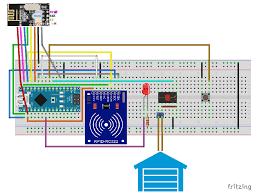 Garage Door Sensor Blinking by Rfid Garage Door Opener Mysensors Forum