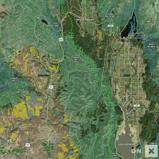 The Forest Game Map Idaho Game Management Unit 32a 1 Elk
