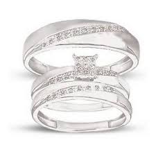 his and hers white gold wedding rings white gold wedding rings ebay