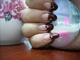 imagenes de uñas decoradas con konad uñas decoradas con discos konad youtube