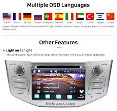 used lexus rx 350 for sale in germany all in one 2003 2010 lexus rx 300 330 350 400h car stereo radio