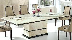 white marble top dining table set marble top dining table with 8 chairs white marble top dining table