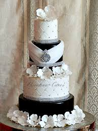 wedding cakes with bling photo gallery erivana cakes