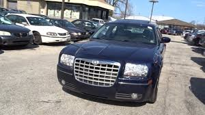 used 2006 chrysler 300 touring chicago il south chicago dodge