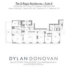one bloor floor plans the st regis residences floor plans luxury condos dylan donovan