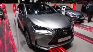 lexus manhattan reviews 2016 lexus nx 300h exterior and interior geneva motor show