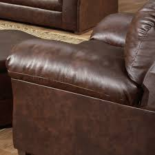 Leather Modern Sofa by Bycast Leather Modern Sofa U0026 Loveseat Set W Options