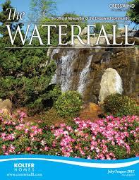 Eagles Nest Va Nursing Home Atlanta Ga Cresswind Waterfall July August 2017 By The Times Issuu