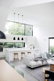 Savvy Home Design Forum by Best 25 Modern White Kitchens Ideas On Pinterest Floating