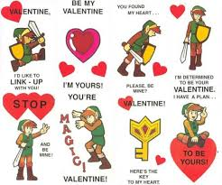 gamer valentines cards cards for fans pic fooyoh entertainment