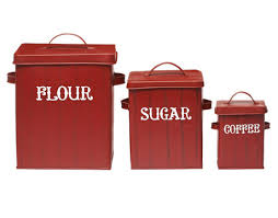 ceramic kitchen canister sets red kitchen canisters ceramic
