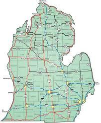 peninsula michigan map map of lower peninsula michigan michigan map