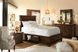 American Signature Bedroom Furniture by The Tribeca Bedroom Collection Tobacco American Signature