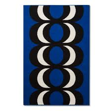 Outdoor Rugs Target by Outdoor Rug 5 U0027x7 U0027 Kaivo Print Blue Marimekko For Target