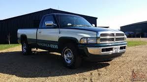 1995 dodge ram 2500 ram 2500 v10 8 0l 2wd rwd pick up 111000 miles lot u0027s spent big truck