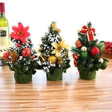 Miniature Glass Christmas Tree Decorations by Mini Christmas Ornaments Ebay