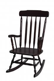Espresso Rocking Chair Nursery Gift Rocking Chair In Espresso 3175e Rocking Chairs