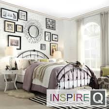 bedroom beautiful wrought iron bed frames design modern iron