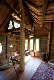 interior of crystal river tree house by david rasmussen when
