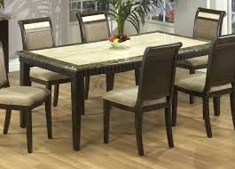 Marble Table Tops For Sale by Dining Table Roundhill Furniture Briden Dark Artificial Marble