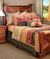 log cabin bedding set lodge style bedding sets log cabin style comforter sets log cabin quilt