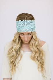 lace headbands 2018 popular designer lace headband bohemian style headwrap hair
