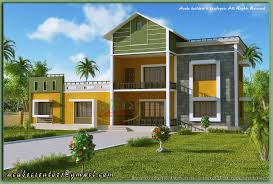 kerala house model sloping roof elevation building plans online