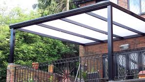 patio ideas iron patio roof plan in front of house with brick