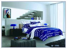 Blue Bed Sets Brilliant Royal Blue Bedding Images Reverse Search Intended For