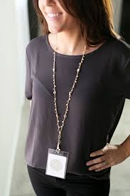 fashion necklace gold images Michelle women 39 s fashion lanyard triangle necklace with swivel jpg