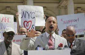 airbnb new york housing activists take spat to state ethics