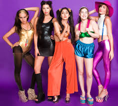 Spice Girls Halloween Costumes Easy Halloween Costume Ideas American Apparel Shop