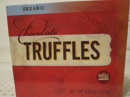 truffle whole foods accidentally vegan chocolate truffles from whole foods organic
