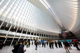 the 50 best images of nyc u0027s massive new oculus train station inverse
