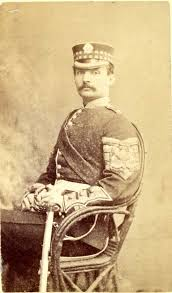 how did the scottish men plait and club their hair the peaked or visor cap scots guards gentleman s military interest