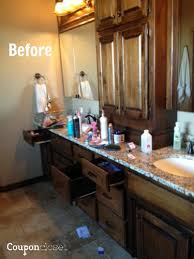 Messy Bathroom How To Keep Your Bathroom Clean In Just 2 Minutes A Day Coupon