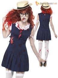 halloween costume cheerleader ladies zombie cheerleader womens halloween fancy