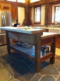 handmade kitchen islands a workbench kitchen island handmade houses with noah bradley